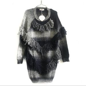 Simply Couture Sweater Dress Small